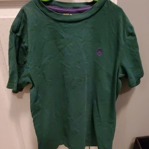 Green POLO tshirt